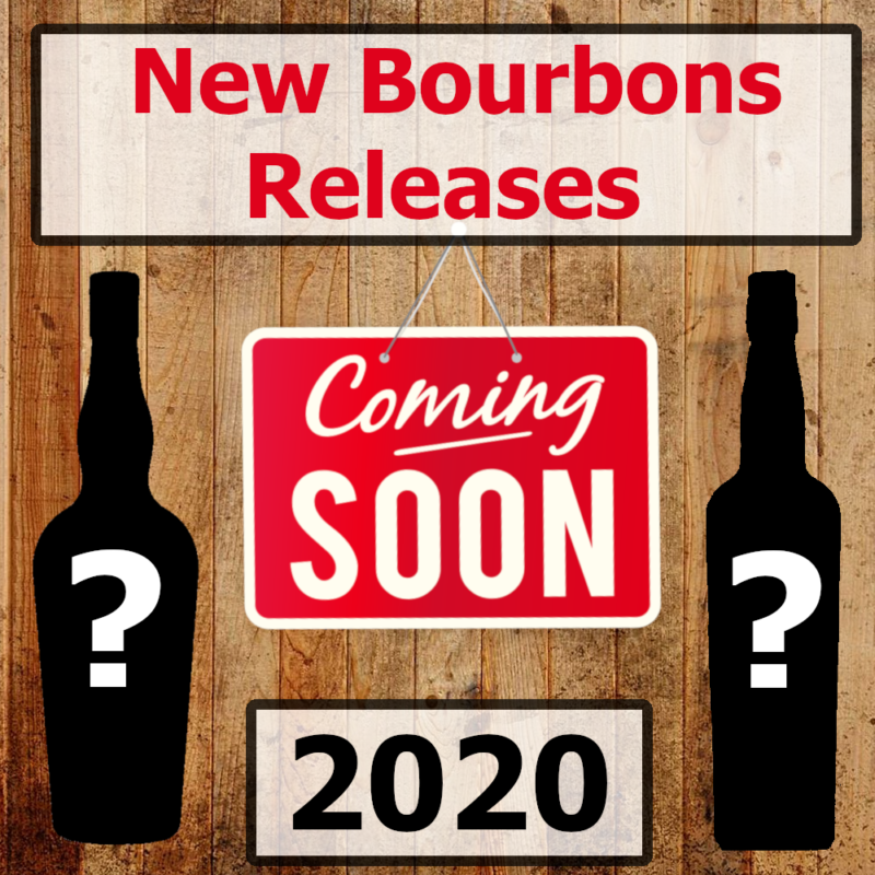 New Bourbon Releases Coming in 2020