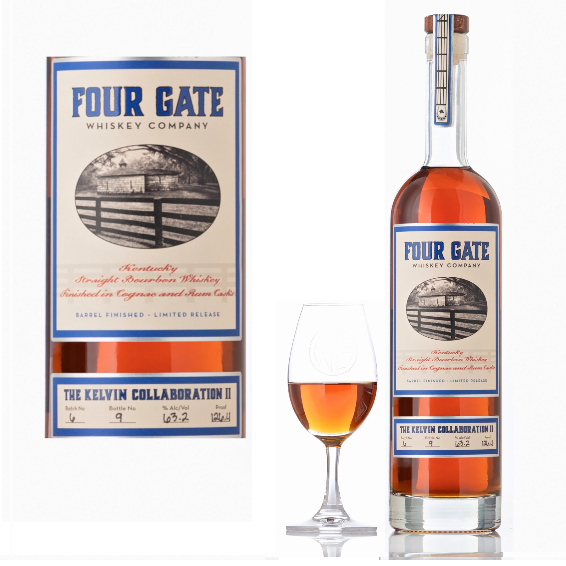 Four Gate Whiskey Company Batch 6: The Kelvin Collaboration II Review