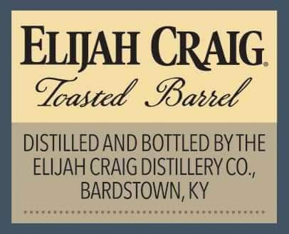 Elijah Craig Toasted Barrel Bourbon Coming Soon?
