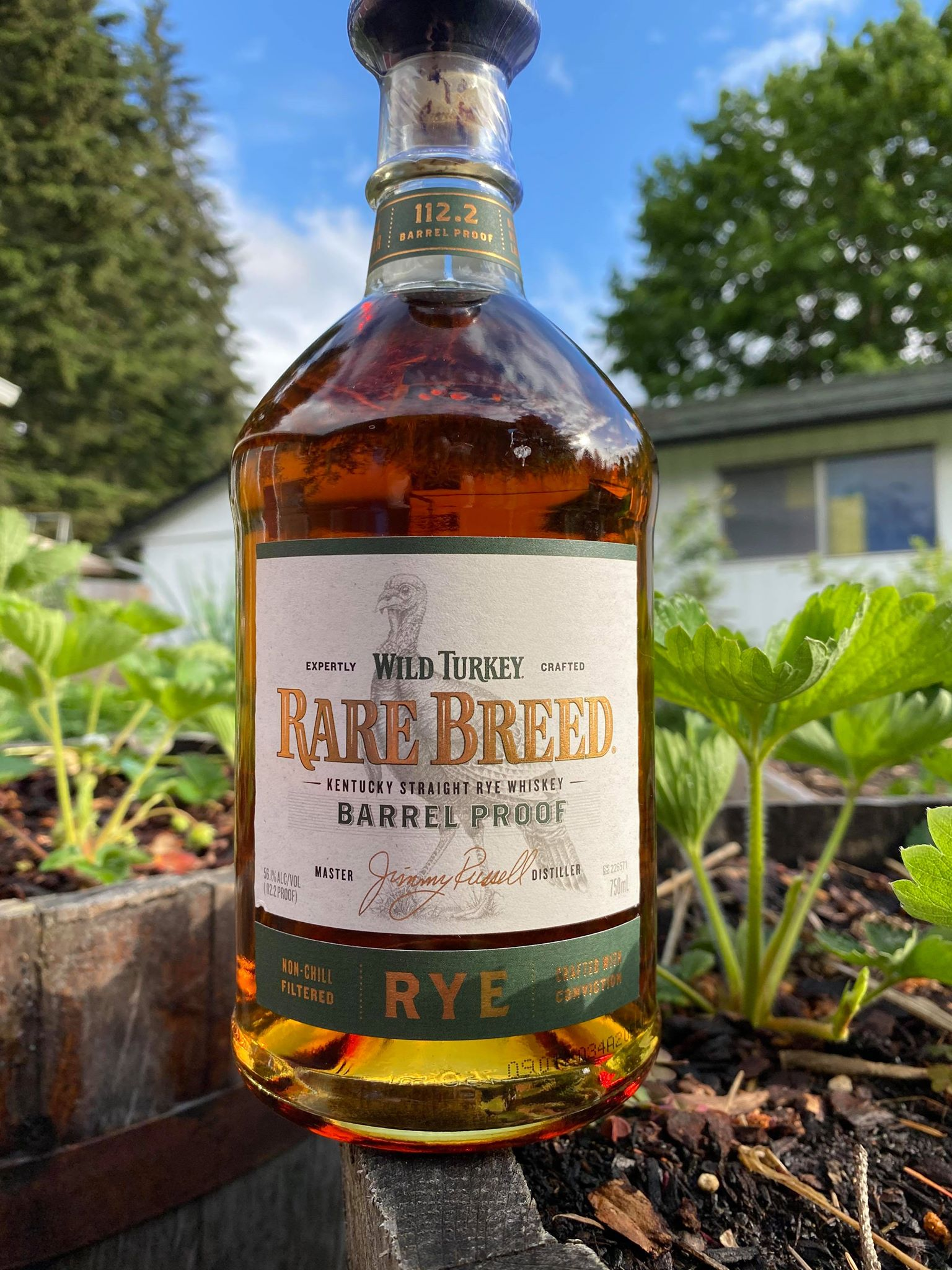Wild Turkey Rare Breed Rye Has Officially Landed