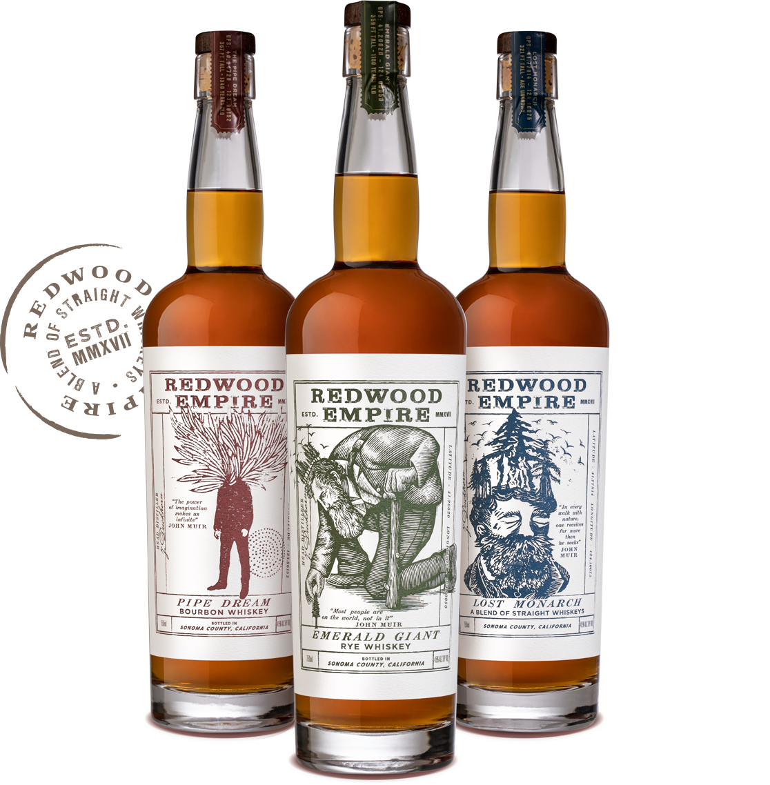 Redwood Empire Whiskey Expressions and Review