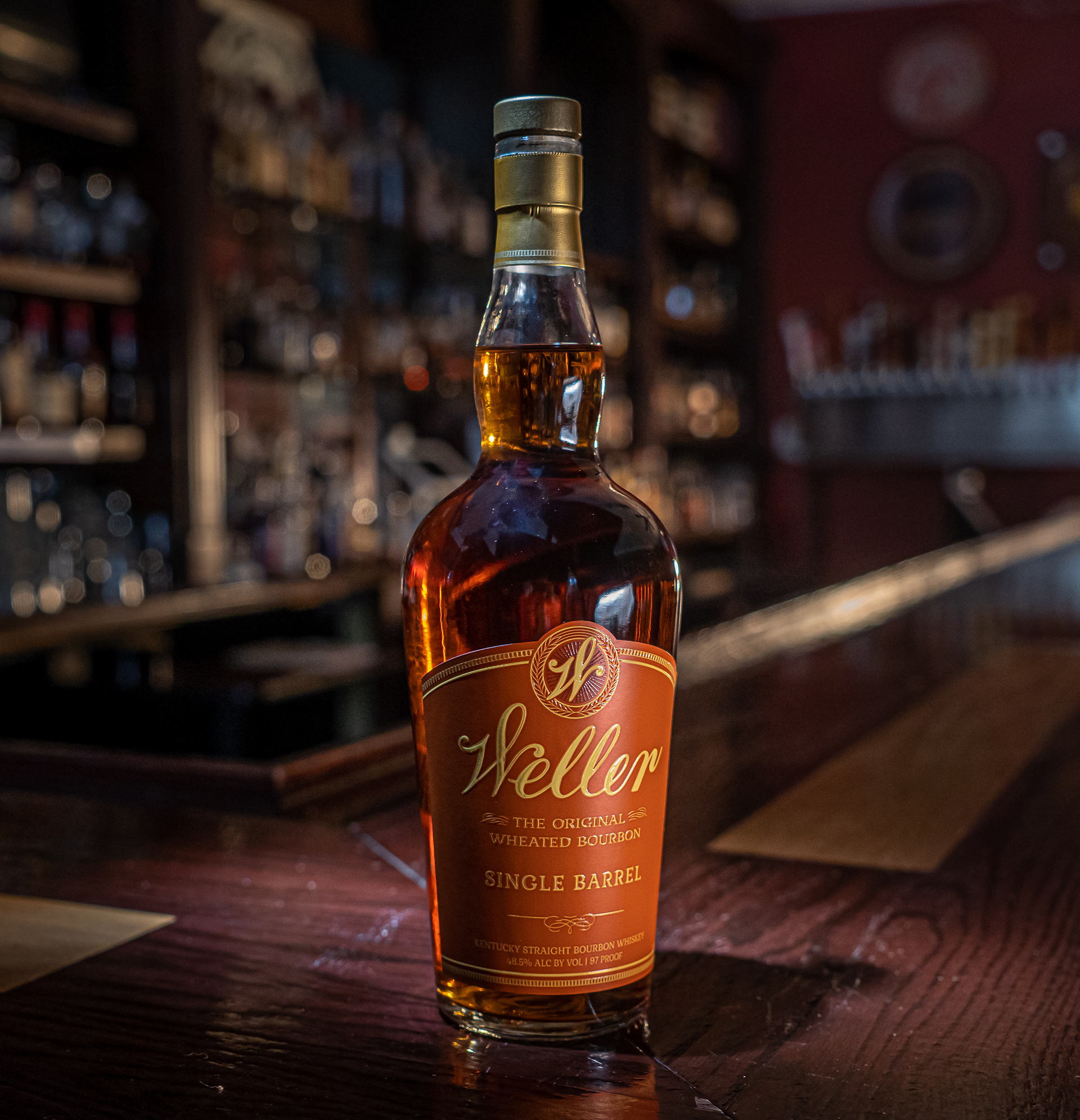 Weller Single Barrel Bourbon Confirmed by Buffalo Trace